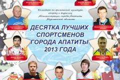 2013 год